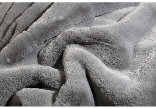 Star Home Textil grauer Fuchs