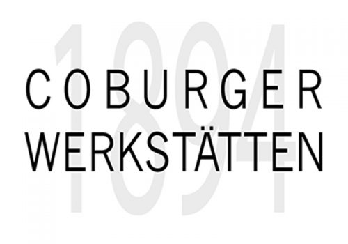 COBURGER WERKSTÄTTEN 1894