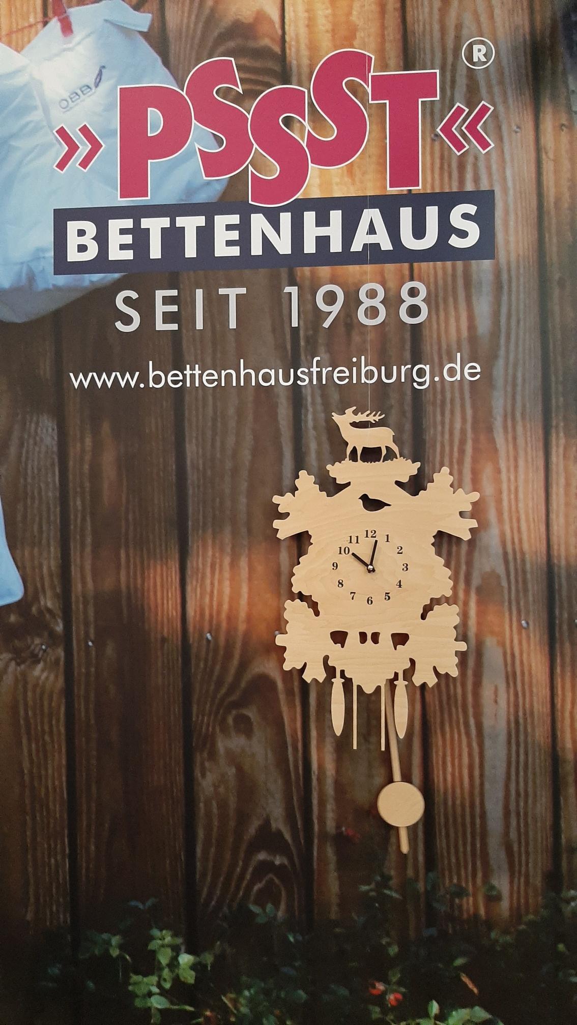 Beratertage PSSST Bettenhaus Freiburg