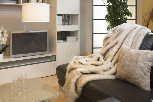 Star Home Textil Polarfuchs Milieu