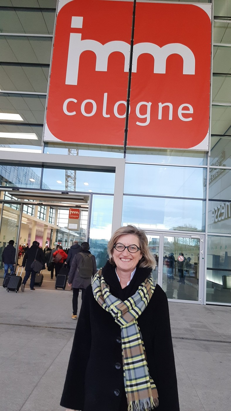 Constanze-Frese IMM-Cologne 2020