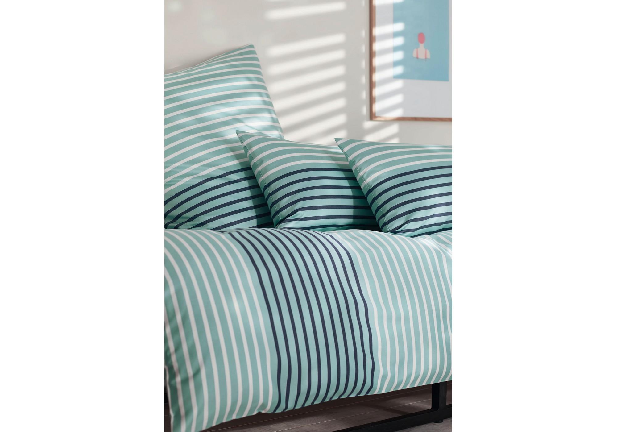 2299-elegante seastripe aquagrün detail