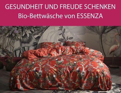 Schenken Sie nachhaltige Bio-Bettwäsche