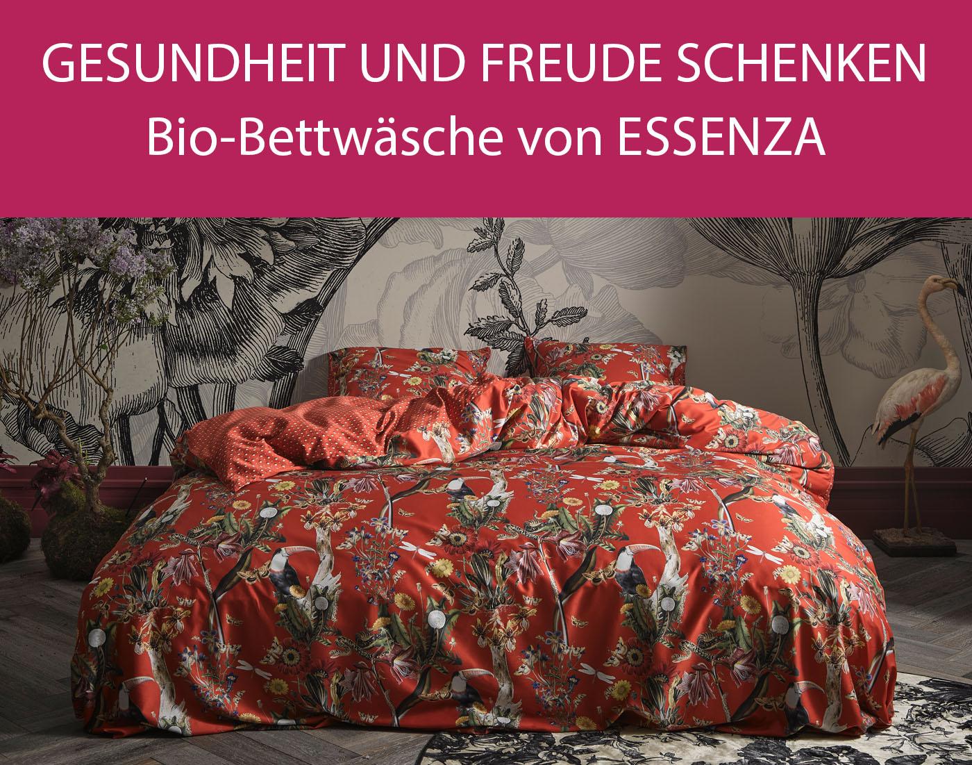 Gesundheit und Freude schenken - Bio-Bettwäsche und Bio-Handtücher - news