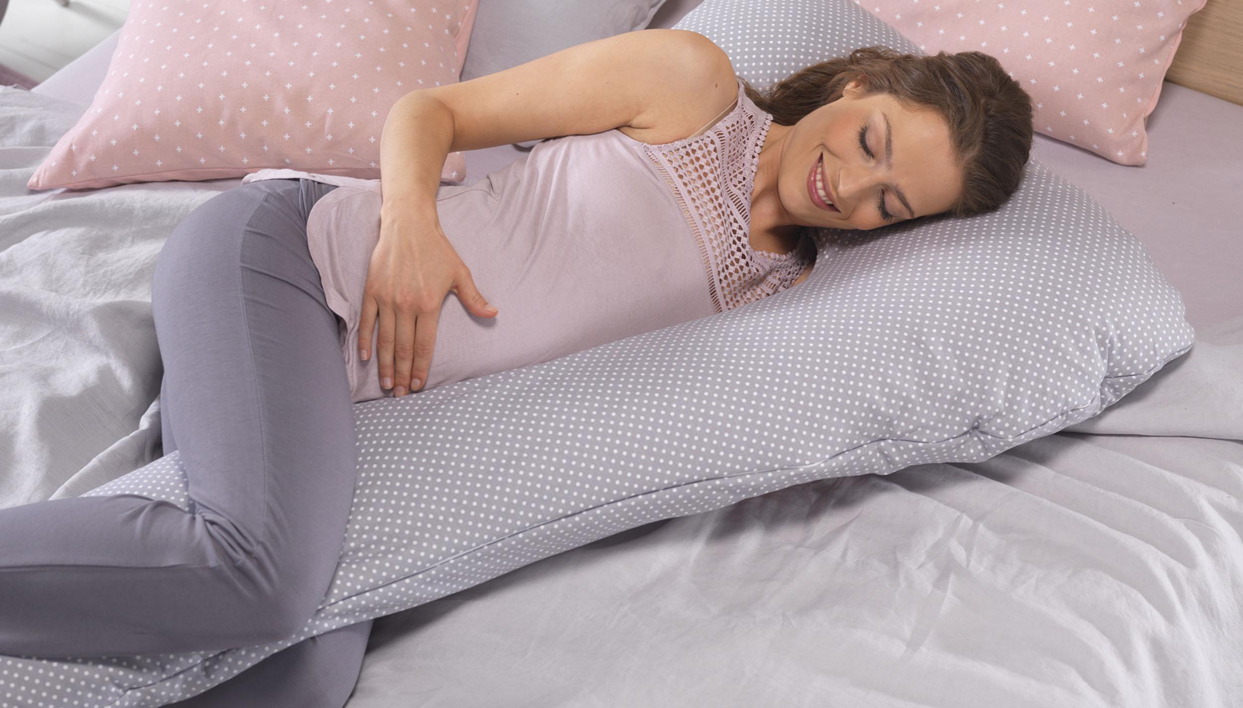 my7 – das innovative Seitenschläfer- und Schwangerschaftskissen