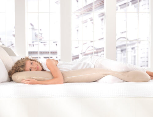 Present tip: my7 – the innovative side sleeper pillow