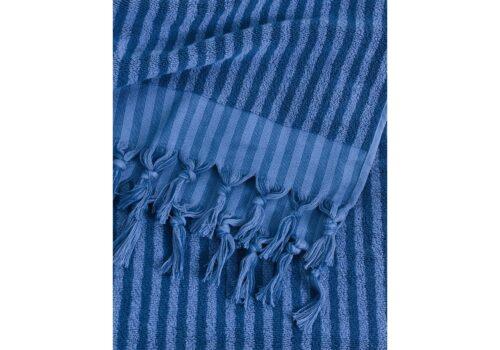 Marc OPolo NURMES BLUE BEACHTOWEL SFEER 01 LR