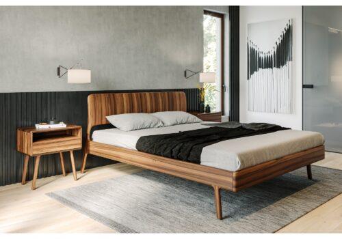 RAST Möbeldesign - Bett Aristeo Ambi 01